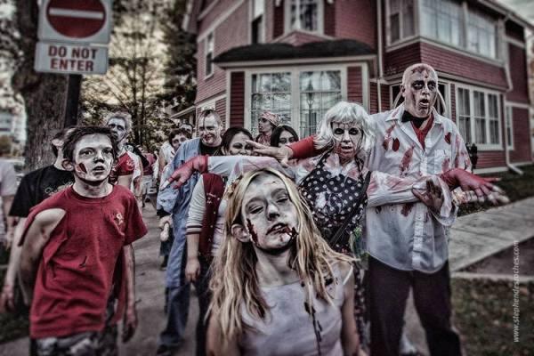 Snohomish Zombie Walk